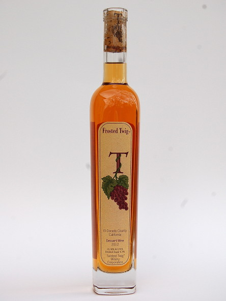 Frosted Twig White Dessert Wine 2012