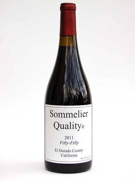 Sommelier Quality Fifty Fifty 2011