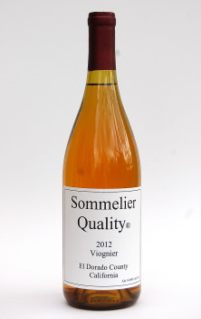 Sommelier Quality Viognier 2012