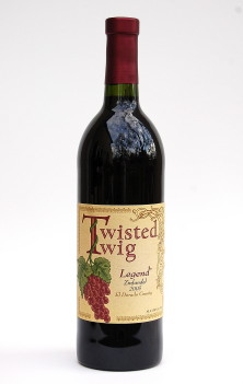 Twisted Twig Legend Zinfandel 2005