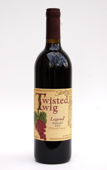 Twisted Twig Legend Zinfandel 2008-001