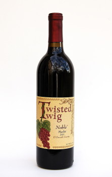 Twisted Twig Noble Merlot 2011