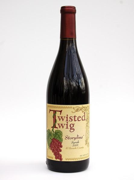 Twisted Twig Storyline Syrah 2006